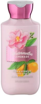 Bath & Body Works Watermelon Lemonade tělové mléko pro ženy