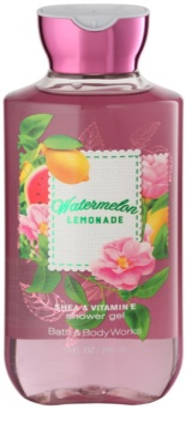 Bath & Body Works Watermelon Lemonade gel de duche para mulheres