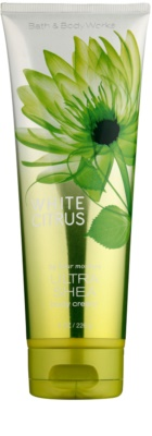 Bath & Body Works White Citrus крем за тяло за жени