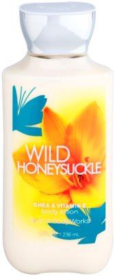 Bath & Body Works Wild Honeysuckle tělové mléko pro ženy