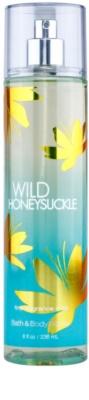 Bath & Body Works Wild Honeysuckle testápoló spray nőknek