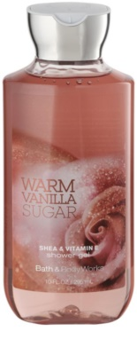 Bath & Body Works Warm Vanilla Sugar Shower Gel for Women