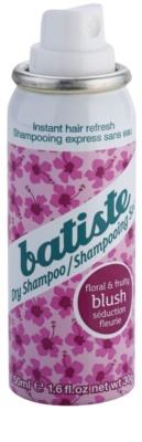 Batiste Fragrance Blush Trockenshampoo für Volumen und Glanz 1