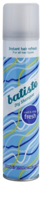 Batiste Fragrance Fresh suhi šampon za vse tipe las