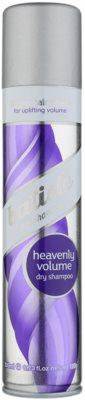 Batiste Heavenly Volume suchy szampon nadający objętość i blask