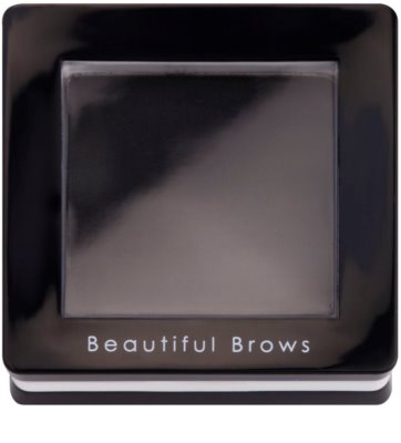 Beautiful Brows Accessories Cor para sobrancelhas com pigmentos minerais recarga 1