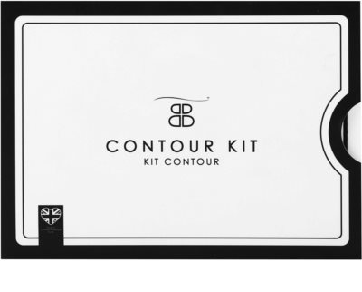 Beautiful Brows Contour Kit Contouring Palette 2