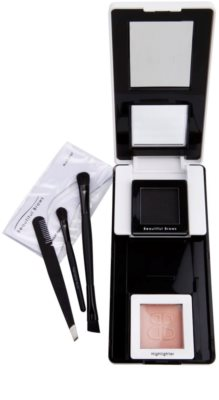 Beautiful Brows Kit Aranjare perfecta a sprancenelor in doar cate secunde 1