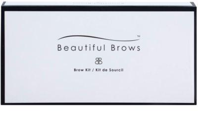 Beautiful Brows Kit Tökéletes szemöldök egy pillanat alatt 4