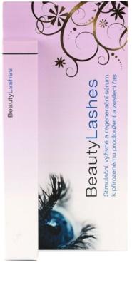 Beauty Lashes Serum stimulierendes und nährendes Serum zur Verlängerung und Stärkung der Wimpern mit regenerierender Wirkung 2