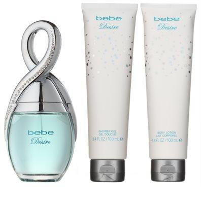 Bebe Perfumes Desire подарунковий набір 1