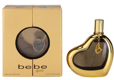 Bebe Perfumes Gold eau de parfum para mujer