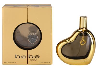Bebe Perfumes Gold Eau de Parfum para mulheres