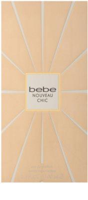 Bebe Perfumes Nouveau Chic eau de parfum nőknek 5