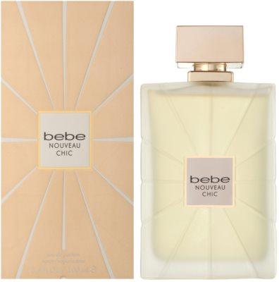 Bebe Perfumes Nouveau Chic Eau de Parfum für Damen