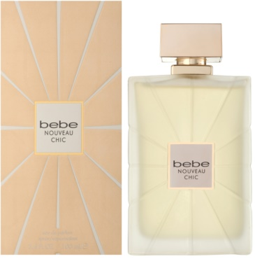 Bebe Perfumes Nouveau Chic Eau de Parfum para mulheres