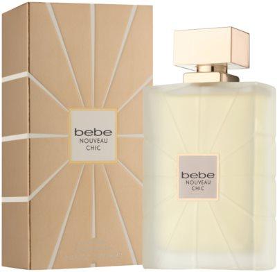 Bebe Perfumes Nouveau Chic eau de parfum nőknek 1