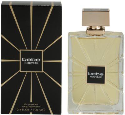 Bebe Perfumes Nouveau Eau de Parfum para mulheres