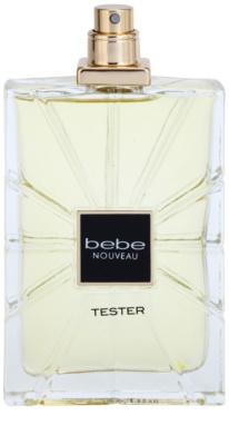 Bebe Perfumes Nouveau eau de parfum teszter nőknek