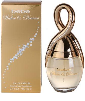 Bebe Perfumes Wishes & Dreams Eau de Parfum for Women