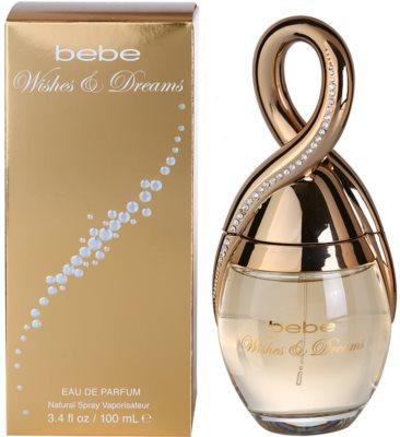 Bebe Perfumes Wishes & Dreams eau de parfum para mujer
