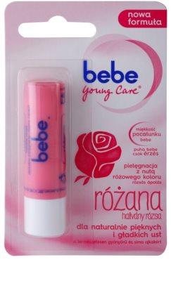 Bebe Young Care balsam pentru buze catifelate
