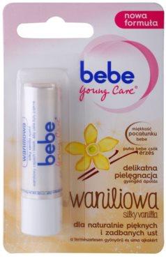 Bebe Young Care бальзам для губ з ваніллю