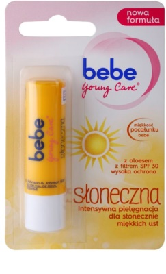 Bebe Young Care balsam de buze SPF 30