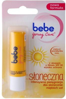 Bebe Young Care bálsamo labial SPF 30