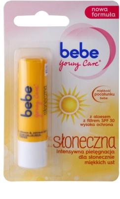 Bebe Young Care бальзам для губ SPF 30