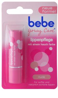 Bebe Young Care balsam do ust o delikatnym kolorze