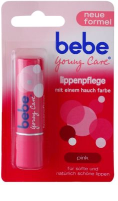 Bebe Young Care Lippenbalsam mit leichter Färbung