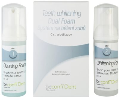 BeConfident Teeth Whitening lote cosmético II. 2