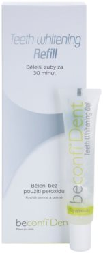 BeConfident Teeth Whitening bělicí gel náhradní náplň 1