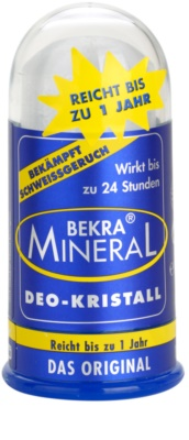 Bekra Mineral Deodorant Stick Crystal desodorizante mineral cristal sólido