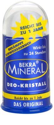 Bekra Mineral Deodorant Stick Crystal dezodorant mineralny kryształ