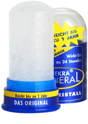 Bekra Mineral Deodorant Stick Crystal desodorizante mineral cristal sólido 2