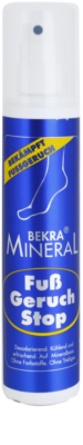 Bekra Mineral Foot-Odour-Stop spray mineral para pies