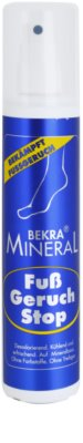 Bekra Mineral Foot-Odour-Stop минерален спрей за крака