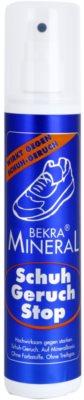 Bekra Mineral Shoe-Odour-Stop spray desodorante mineral para el calzado