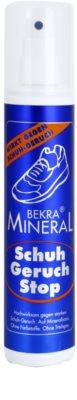Bekra Mineral Shoe-Odour-Stop spray mineral para os pés