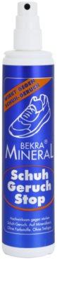 Bekra Mineral Shoe-Odour-Stop minerálny sprej do topánok 1