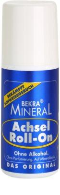 Bekra Mineral Deodorant Roll-On desodorante mineral  roll-on