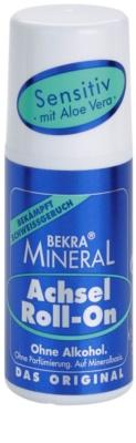 Bekra Mineral Deodorant Roll-On desodorante mineral de bola roll-on  con aloe vera