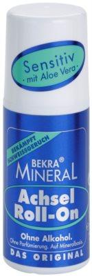 Bekra Mineral Deodorant Roll-On desodorizante roll-on mineral com aloe vera