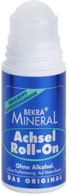 Bekra Mineral Deodorant Roll-On mineralni deodorant roll-on z aloe vero 1