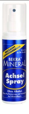 Bekra Mineral Underarm Spray minerálny dezodorant v spreji