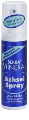 Bekra Mineral Underarm Spray Spray deodorant cu particule minerale cu aloe vera