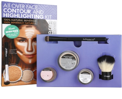 BelláPierre All Over Contour and Highlighting Kit kosmetická sada I. 1