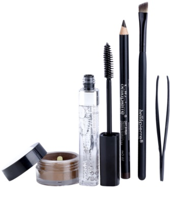 BelláPierre Eye and Brow Complete Kit Kosmetik-Set  II. 2
